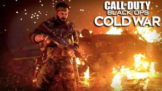 با یک تریلر از بازی Call of Duty: Black Ops Cold War رونمایی شد