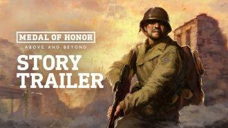 Gamescom2020:تریلری داستانی زیبایی از بازی Medal of Honor Above and Beyond منتشر شد
