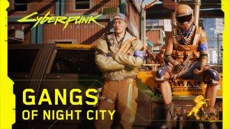 تریلری جدید از بازی Cyberpunk 2077 باند های شهر را نشان می دهد!