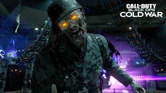با یک تریلر از بخش زامبی بازی Call of Duty: Black Ops Cold War رونمایی شد!