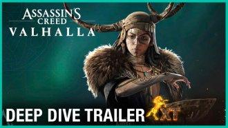 گیم پلی 8 دقیقه ای از بازی Assassin's Creed Valhalla منتشر شد!
