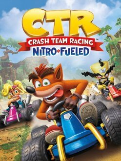 دانلود Crash Team Racing Nitro-Fueled برای PC