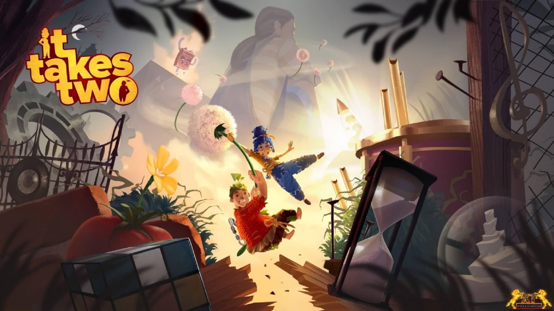 فروش بازی It Takes Two به بیش از 2 میلیون نسخه رسید!
