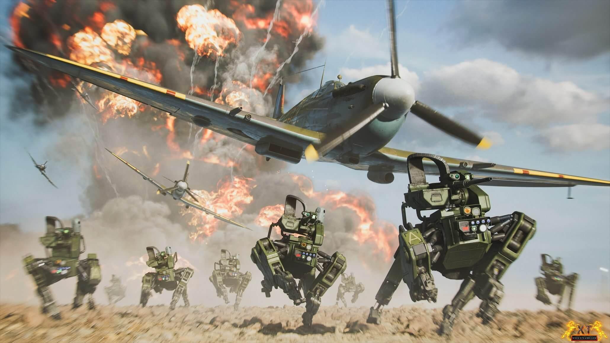 جزئیات کامل Battlefield Portal منتشر شد!