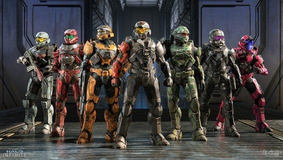 تنظیمات گرافیکی از نسخه بتای بازی Halo Infinite منتشر شد!