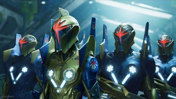 تریلر داستانی Marvel's Guardians of the Galaxy منتشر شد!