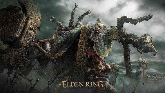 تصاویری زیبا از بازی Elden Ring منتشر شد!